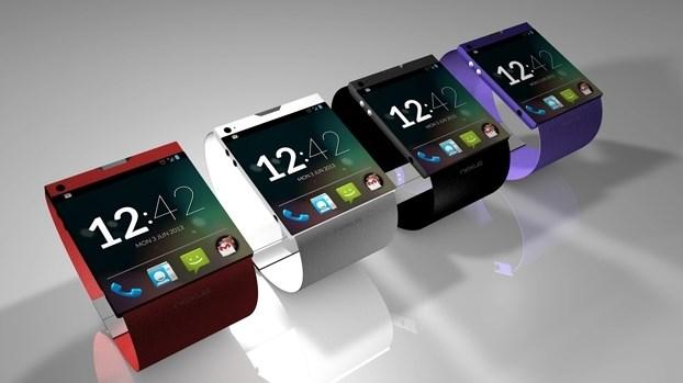 Microsoft Sedang Menyiapkan Smartwatch Berbahan Aluminium Transparan