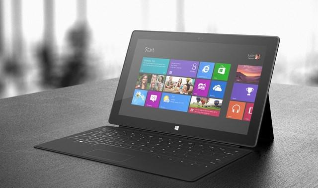 2,3 Juta Tablet Windows Terjual di Kuarter Kedua 2013