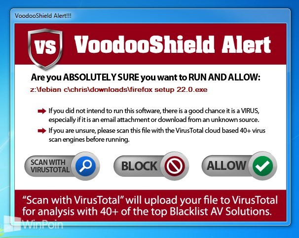 VoodooShield: Melindungi Komputer dengan Cara Terbalik