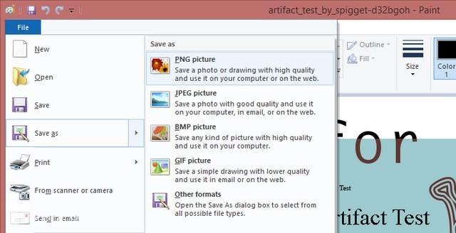 Cara Agar Background Desktop Windows Tidak Diturunkan Kualitasnya