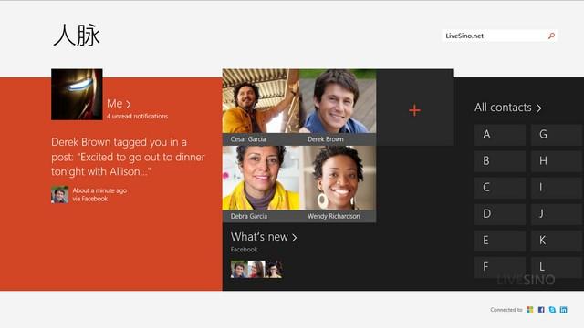 Inilah Aplikasi Mail, Calendar, dan People di Windows 8.1