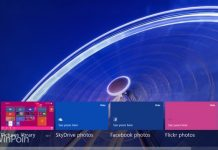 Tidak Ada Lagi Integrasi Foto Facebook dan Flickr di Windows 8.1