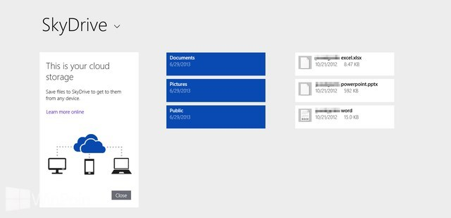 Inilah Fitur Baru di Windows 8.1 Preview (Full Review)