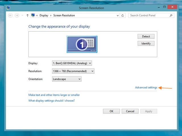Cara Mengganti Screen Refresh Rate di Windows 7 & 8