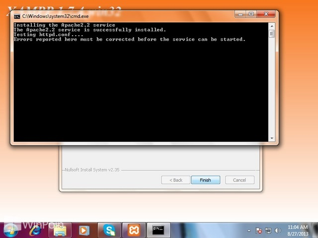 Cara Install XAMPP di Windows
