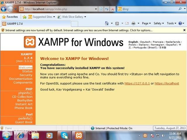 Cara Install XAMPP di Windows