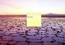 Cara Membuat dan Menghapus Sticky Note di Windows 8