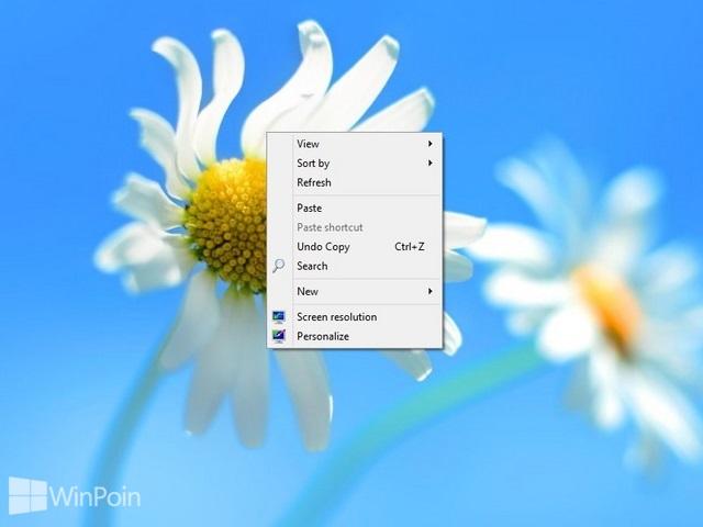 Cara Menambahkan Search pada Konteks Menu Windows 7 dan Windows 8