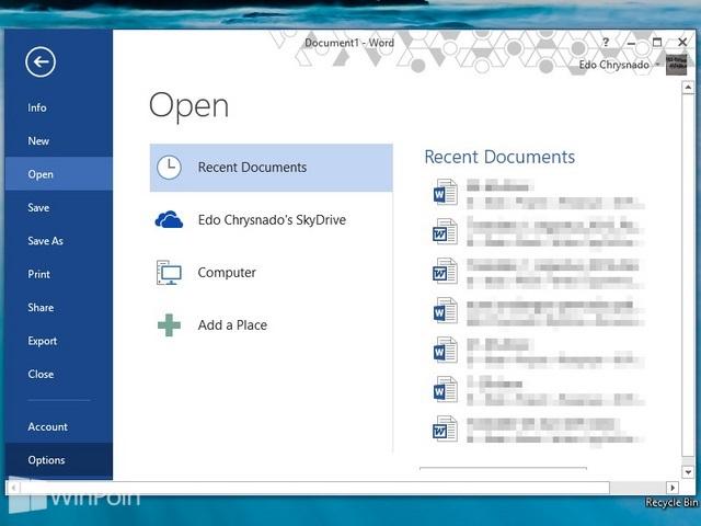Cara Mengatur Waktu Auto Save Microsoft Word 2013