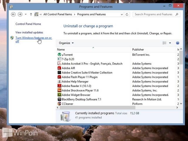 Cara Menggunakan Internet Explorer 10 Modern di Windows 8