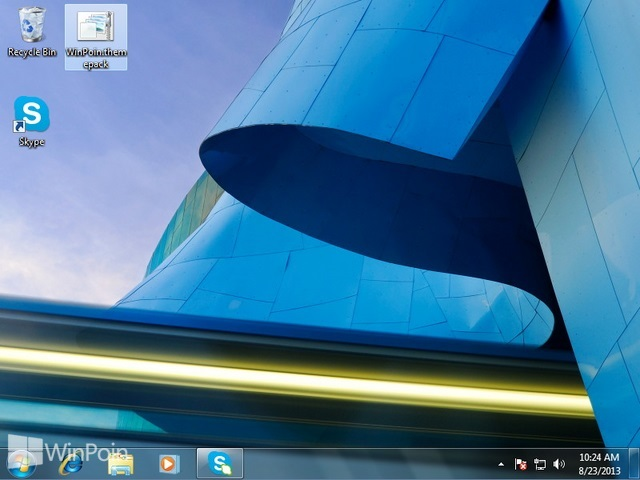 Cara Mudah Membuat Tema Windows 7 SendiriCara Mudah Membuat Tema Windows 7 Sendiri