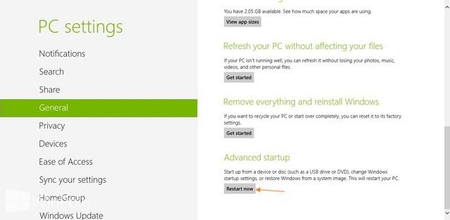 Cara Reset Windows 8 (Dilengkapi Gambar)Cara Reset Windows 8 (Dilengkapi Gambar)