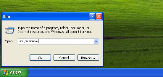 Cara Repair Windows XP