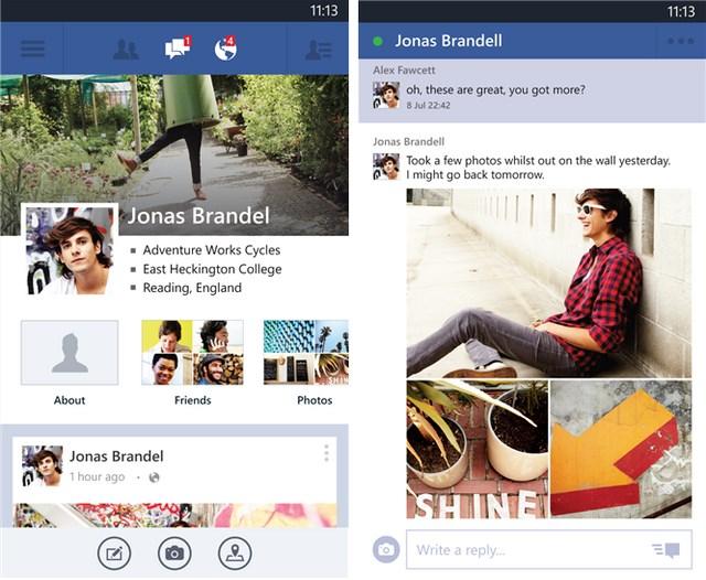 Facebook Beta untuk Windows Phone 7 Akan Dirilis Bulan Ini