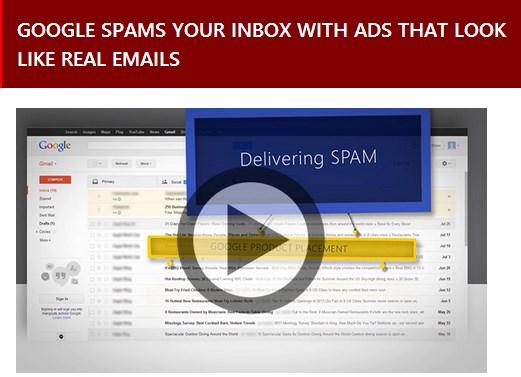 Microsoft Menyindir Gmail Sebagai Gspam