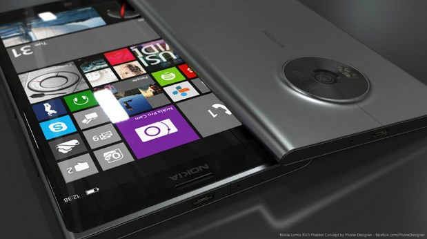 Nokia Bandit: Phablet Windows Phone Berukuran 6-Inchi