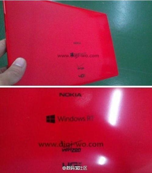 Sirius: Codename Tablet Windows RT Buatan Nokia