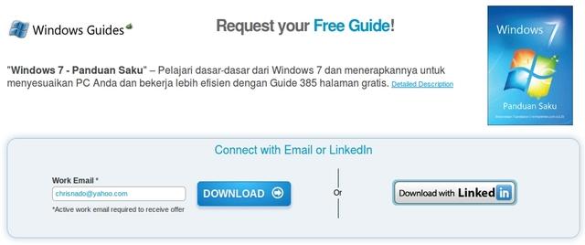 Download Ebook Tutorial Windows 7 (Bahasa Indonesia)
