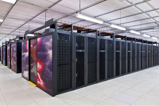 Inilah Raijin: Super Komputer Tercepat di Australia