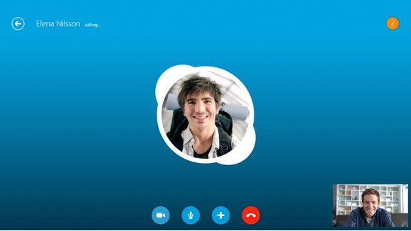 Microsoft: Skype Akan Menggantikan Messenger di Windows 8.1