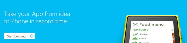 Windows Phone App Studio Beta: Membuat Aplikasi Windows Phone dengan Mudah
