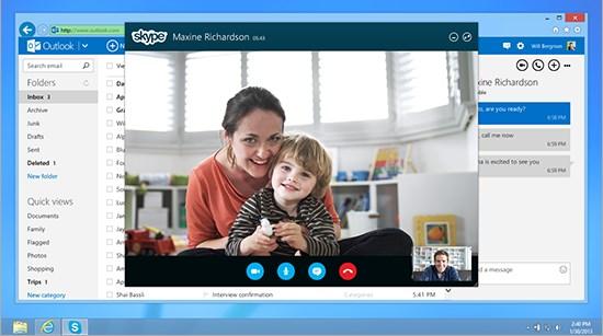 Skype Akan Dilengkapi Video Call 3 Dimensi