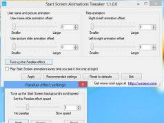 Download Start Screen Animations Tweaker Windows 8