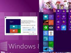 Download Windows 8 Start Screen Tiles