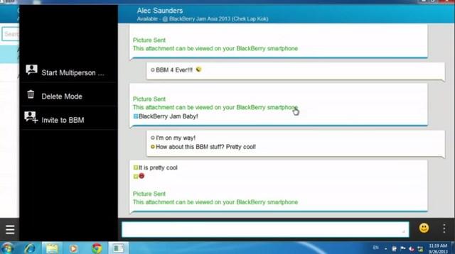 Inilah Aplikasi BBM untuk Windows