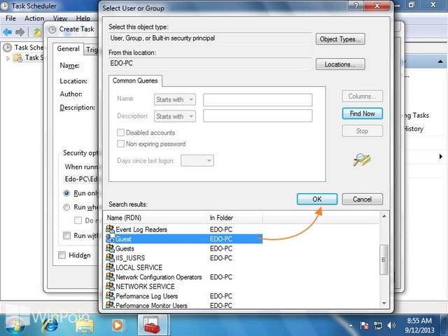 Cara Membuat Pesan Pengingat dengan Task Scheduler di Windows