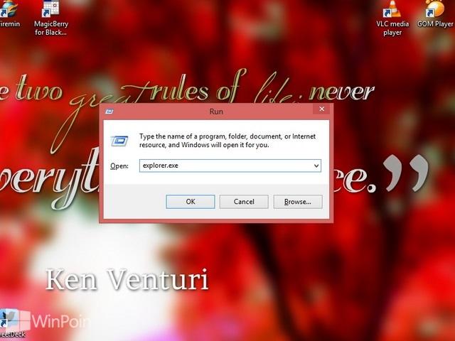 Cara Membuka Windows Explorer