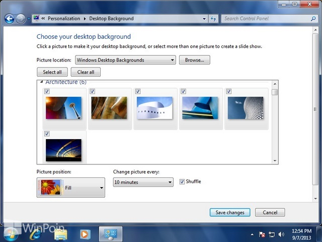Cara Mempercantik Tampilan Windows 7