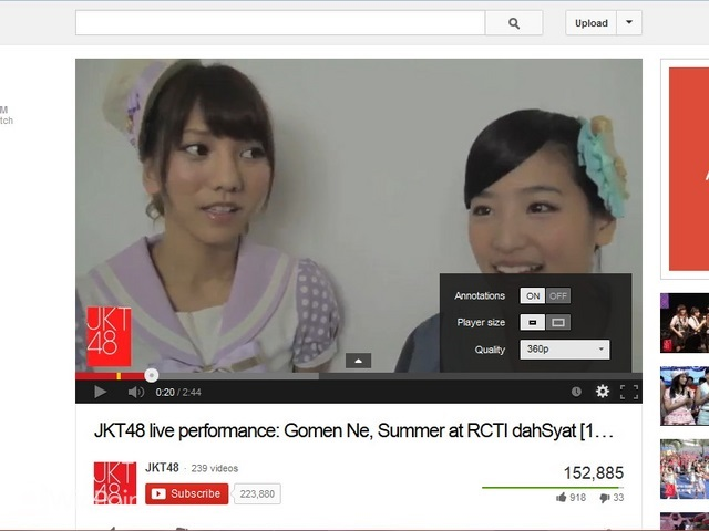 Cara Mempercepat Streaming di YouTube dengan Windows