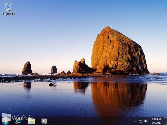 Cara Mengaktifkan Aero di Windows 7 yang Tidak Didukung