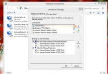 Cara Mengganti Prioritas Network Connection di Windows