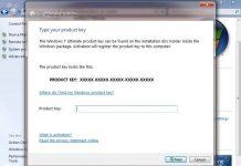 Cara Mengganti Product Key di Windows 7