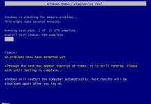 Cara Menjalankan Memory Diagnostic Tool Windows 7