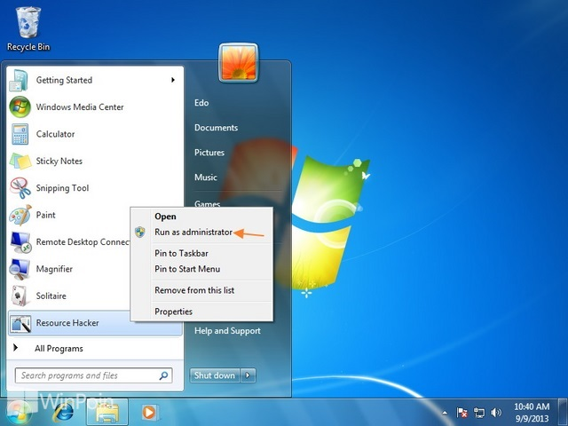 Cara Mengganti Text Welcome Logon Screen Windows 7