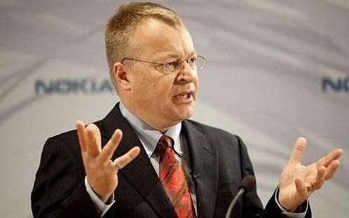 Setelah Dibeli, CEO Nokia akan Turun Pangkat