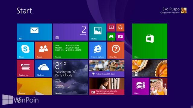 Inilah Daftar Harga Windows 8.1