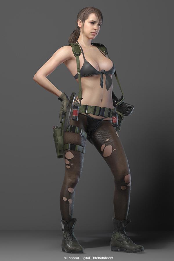 Woah..Karakter Game Ini Dianggap Menjijikkan Karena Terlalu Seksi