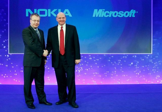 Microsoft Akan Membeli Nokia Seharga 72 Trilyun