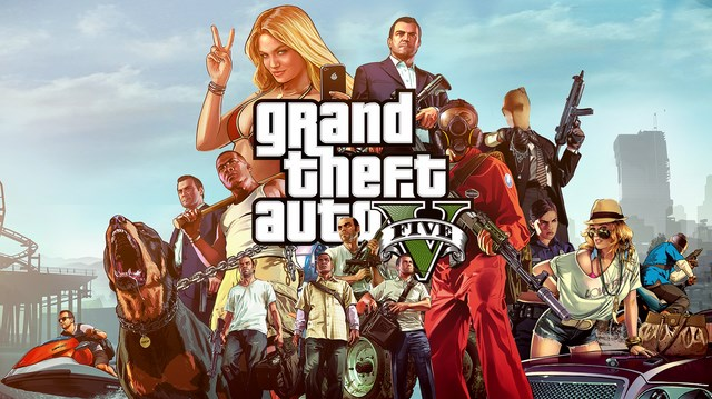 Grand Theft Auto V Mendapatkan 8.8 Trilyun Rupiah Dalam Sehari
