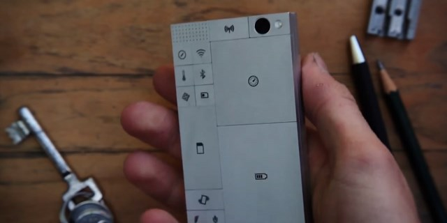 Wow..Smartphone Ini Bisa Dibongkar-Pasang dan Dimodifikasi Sesuai Keinginan!