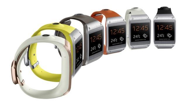 Inilah Samsung Galaxy Gear, Smartwatch Berbasis Android