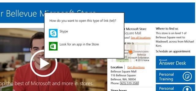 Inilah Fitur Skype di Windows 8.1
