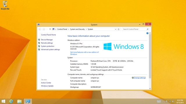 StartIsGone: Software untuk Menghilangkan Tombol Start di Windows 8.1
