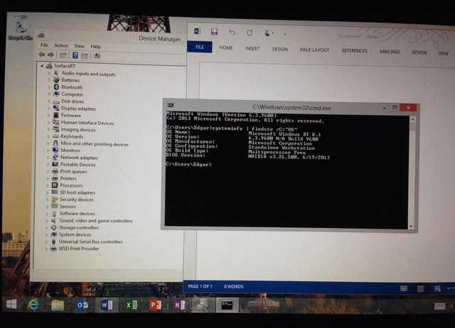 Windows RT 8.1 RTM Bocor Ke Publik