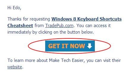 Download Windows 8 Keyboard Shortcut: 44 Shortcut Tersembunyi di Windows 8