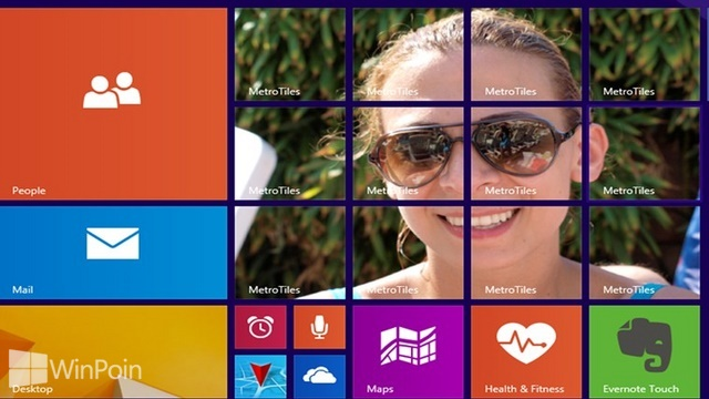 Download Aplikasi MetroTile untuk Windows 8